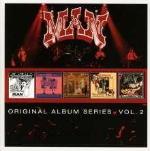 Man: Original Album Series Vol.2, 5 CDs
