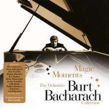 Magic Moments: Definitive Burt Bacharach Collection, 3 CDs
