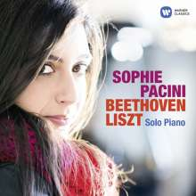 Sophie Pacini - Beethoven / Liszt, CD