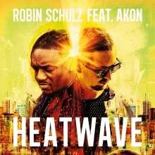 Robin Schulz Feat. Akon: Heatwave (2-Track), Maxi-CD
