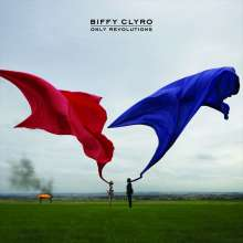 Biffy Clyro: Only Revolutions, LP