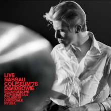 David Bowie: Live Nassau Coliseum '76, 2 CDs
