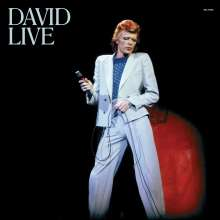 David Bowie: David Live - 2005 Mix (remastered) (180g), 3 LPs