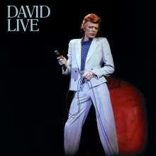David Bowie: David Live (2005 Mix) (Remaster 2016), 2 CDs