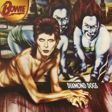 David Bowie: Diamond Dogs (2016 remastered) (180g), LP