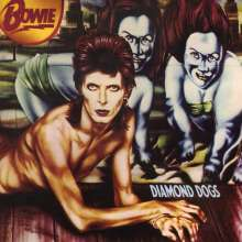 David Bowie (1947-2016): Diamond Dogs (2016 Remastered Version), CD