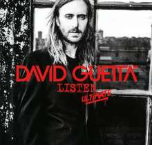 David Guetta: Listen (Ultimate Edition), CD