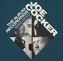 Joe Cocker: The Album Recordings 1984 - 2007, 14 CDs