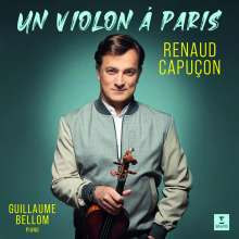 Renaud Capucon - Un Violon a Paris (180g), LP
