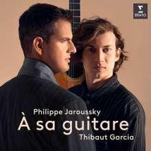 Philippe Jaroussky & Thibaud Garcia - A sa guitare (180g), LP