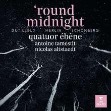 Quatuor Ebene - 'round midnight, CD