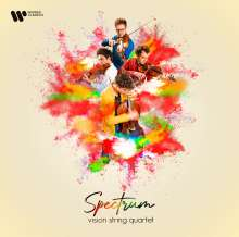 Vision String Quartet - Spectrum (180g), LP