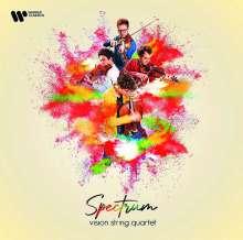 Vision String Quartet - Spectrum, CD