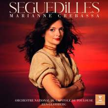 Marianne Crebassa - Seguedilles, CD