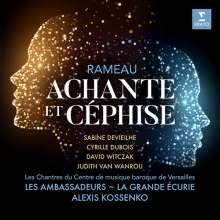 Jean Philippe Rameau (1683-1764): Achante et Cephise, 2 CDs