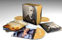Bela Bartok (1881-1945): Bela Bartok - The Hungarian Soul, 20 CDs
