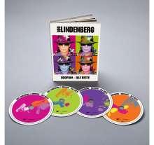 Udo Lindenberg: UDOPIUM - Das Beste (Special »Taschenbuch« Edition), 4 CDs