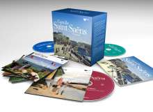 Camille Saint-Saens (1835-1921): Saint-Saens - Edition (Warner Classics), 34 CDs