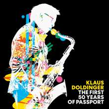 Passport / Klaus Doldinger: The First 50 Years Of Passport, 2 CDs