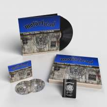 Motörhead: Louder Than Noise… Live in Berlin (Limited Box Set), 1 CD, 1 DVD und 2 LPs
