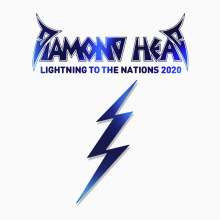 Diamond Head: Lightning To The Nations 2020, 2 LPs