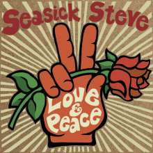 Seasick Steve: Love & Peace, LP