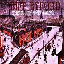 Biff Byford (Saxon): School Of Hard Knocks, LP
