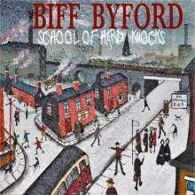 Biff Byford (Saxon): School Of Hard Knocks, CD