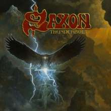 Saxon: Thunderbolt, CD