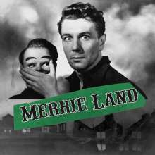 The Good, The Bad & The Queen: Merrie Land (180g) (Limited Edition) (Box Set) (Green Vinyl), 1 LP und 1 CD
