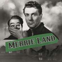 The Good, The Bad & The Queen: Merrie Land (Deluxe-Edition), 1 CD und 1 Buch