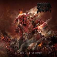 Morbid Angel: Kingdoms Disdained (Limited-Edition), CD