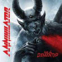 Annihilator: For The Demented (180g) (Red Vinyl), LP