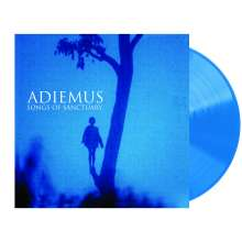 Karl Jenkins (geb. 1944): Adiemus - Songs of Sanctuary (140g Blue Vinyl), LP