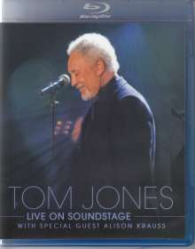 Tom Jones: Live On Soundstage, Blu-ray Disc