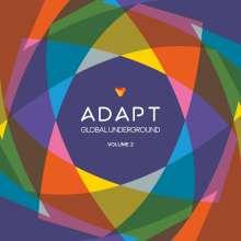 Global Underground: Adapt Vol.2, CD