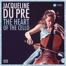 Jacqueline du Pre -The Heart of the Cello, 2 CDs