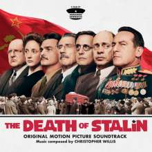 Christopher Willis: Filmmusik: The Death Of Stalin (OST), CD
