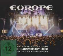 Europe: The Final Countdown - 30th Anniversary Show Live At The Roundhouse, 2 CDs