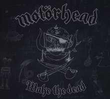 Motörhead: Wake The Dead (Limited-Box-Set), 3 CDs