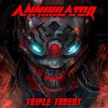Annihilator: Triple Threat, 2 CDs und 1 Blu-ray Disc