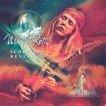 Uli Jon Roth: Scorpions Revisited, 4 LPs