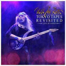 Uli Jon Roth: Tokyo Tapes Revisited: Live In Japan 2015 (Limited-Deluxe-Boxset), 2 Blu-ray Discs, 6 CDs und 4 LPs