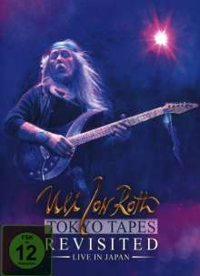 Uli Jon Roth: Tokyo Tapes Revisited: Live In Japan 2015, 1 DVD und 2 CDs