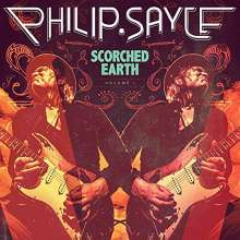 Philip Sayce: Scorched Earth Volume I: Live At The Silver Dollar Room, Toronto, 2016, CD