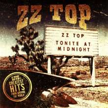 ZZ Top: Live - Greatest Hits From Around The World, 2 LPs