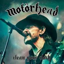 Motörhead: Clean Your Clock – Live, 1 CD und 1 DVD