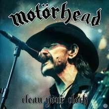 Motörhead: Clean Your Clock - Live, CD