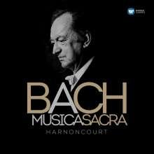 Nikolaus Harnoncourt - Bach Musica Sacra, 2 CDs