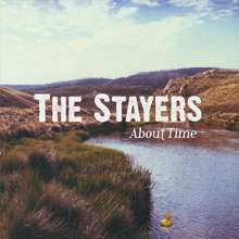 Stayers: About Time, CD